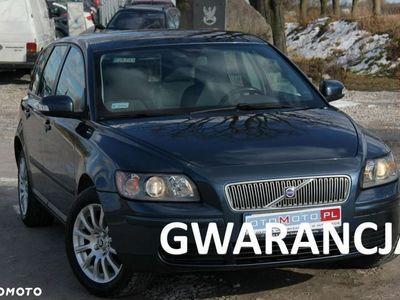 gebraucht Volvo V50 1.6 RATY BEZ BIK i KRD Klimatronic,1.6 TDI,Super stan,Gwarancja automatyczna klima.