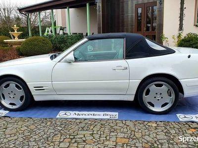 używany Mercedes SL500 r129 BRUTTO 23% vat