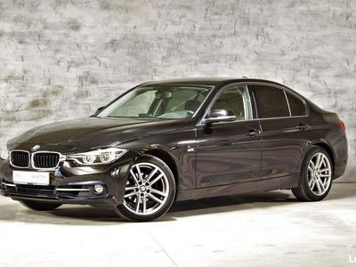 używany BMW 320 2dm 184KM 2017r. 33 200km