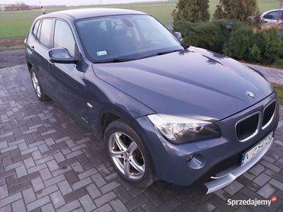 używany BMW X1 2,0 Benzyna Sdriver18i