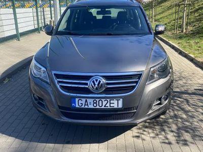 używany VW Tiguan 4motion