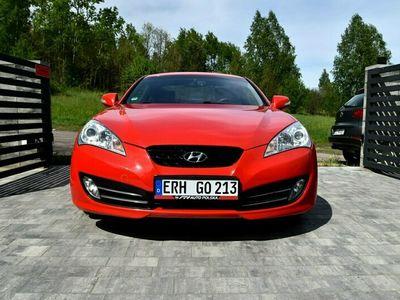 używany Hyundai Coupé Genesis2.0 Benzyna*Bardzo Bogate Wyposażenie*Gwarancja 12 msc*Kredyt/Leasingi