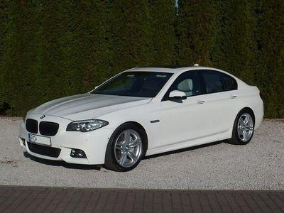 używany BMW 535 306KM M-Pakiet Harman/Kardon Komfort Keyless Navi Kamery F10 (2009-2017)