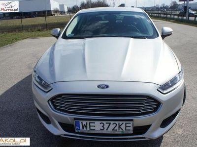 używany Ford Mondeo 2dm3 150KM 2015r. 106 000km Salon Polska VAT Serwis PowerShift
