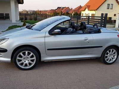 używany Peugeot 206 CC 1.6