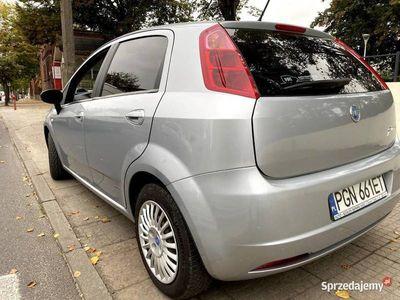 używany Fiat Grande Punto