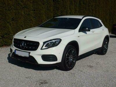 używany Mercedes GLA180 Klasa CLAcdi AMG Led Performance WhiteArt Edition Kamera Bogaty