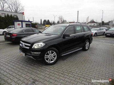 używany Mercedes GL350 X166 3.0 258KM