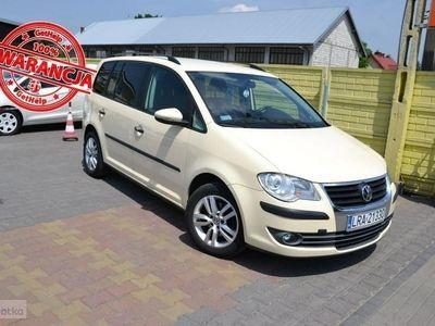 gebraucht VW Touran 1.9dm 105KM 2010r. 290 550km