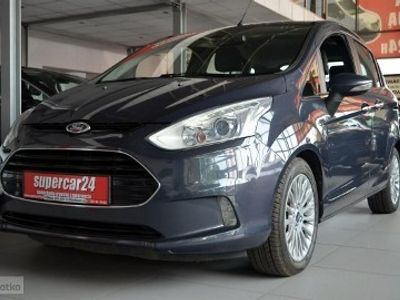 używany Ford B-MAX 1.6dm 95KM 2013r. 149 000km