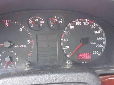 używany Audi A4 B5 1.9tdi 110KM AFN