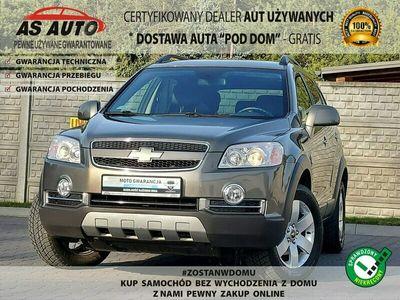używany Chevrolet Captiva LT 2,0D 150KM 4x4/Navi/Skóry/PDC/Serwis/Alu/GwArAnCjA I (2006-2011)