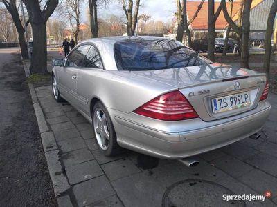 używany Mercedes CL500 AMG okazja