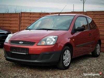 używany Ford Fiesta V 1.4 Benzyna - Klimatyzacja - 2006r - Raty / Zamiana / Gwarancja, Lębork