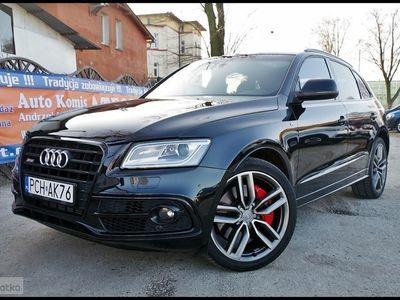 używany Audi SQ5 I (8R) 3.0 TDI Led Navi Xenon Kamera Alu Panorama 2xPDC, Wągrowiec