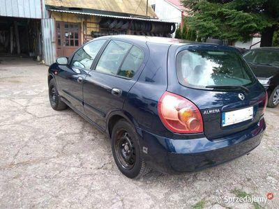 używany Nissan Almera 2006R, GAZ, KLIMA, BEZ KOROZJI, zarejestrowany