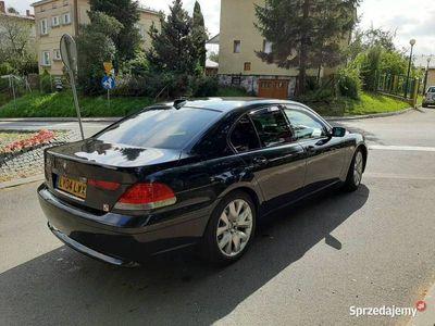 używany BMW 730 d 3.0 diesel 2004r. Anglik/wersja angielska