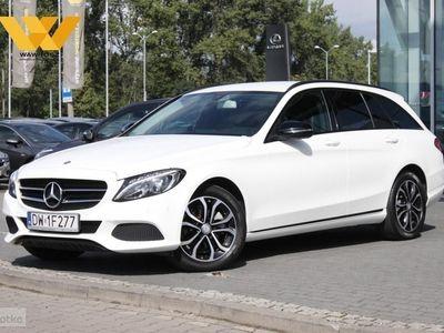 używany Mercedes C200 Klasa C W205 DW8C759BlueTEC, 7G-Tronic, krajowy, SERWISOWANY, VAT 23%, Bielsko-Biała