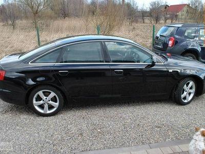 używany Audi A6 III (C6) 2.4 benzyna z Niemiec sedan nie odpala 05r Cz wa