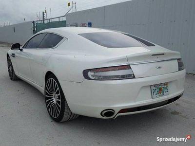 używany Aston Martin Rapide inny6.0 V12 benz. 477KM 2012