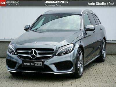 używany Mercedes C200 4MATIC Estate