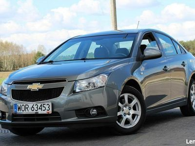 używany Chevrolet Cruze 2dm 125KM 2010r. 153 037km