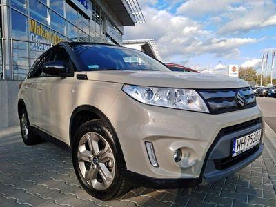 używany Suzuki Vitara 0dm 120KM 2018r. 18 342km