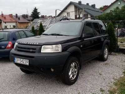 używany Land Rover Freelander 2.5 v6.gaz