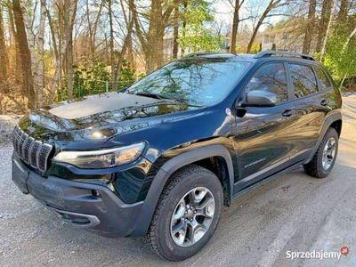 używany Jeep Cherokee CherokeeTrailhawk 3.2 V6 benz. 9-bieg. autom. 271 KM 2019 V (2014-)