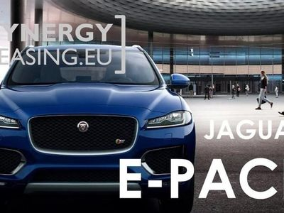 używany Jaguar F-Pace F-Pace2.0 I4D 180 KM AWD AUTO PRESTIGE MY19