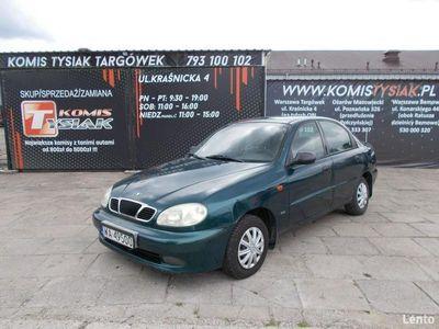 używany Chevrolet Lanos !!!Targówek!!! 1.5 Benzyna + LPG, 1999 rok KOMIS TYSIAK