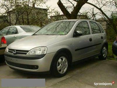 używany Opel Corsa C krajowy55tys.km idealny BEZWYPADKOWY