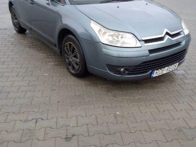 używany Citroën C4 1.6 HDI 90KM Stan Bardzo Dobry!