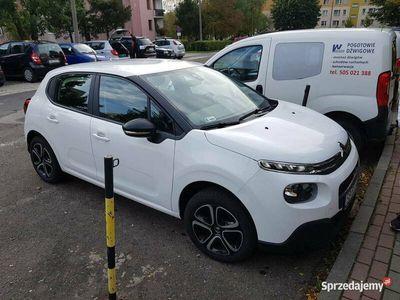 używany Citroën C3 III 1.2 Benzyna jak Nowy Niski przebieg Nowe opon