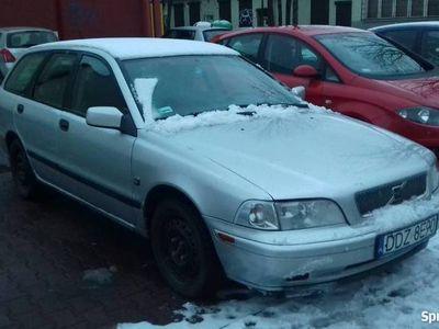 używany Volvo V40 1.9 td silnik
