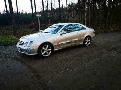używany Mercedes CLK270 CDI W209 DIESEL Unikat Okazja niski przebie