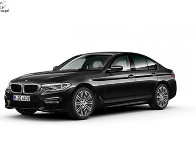 używany BMW 520 seria 5 2dm3 190KM 2018r. 19 271km D xDrive 190KM | HiFi | Pakiet Sportowy M