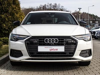 używany Audi A6 V (C8) Avant sport 40 TDI 204 KM S tronic FV 23%