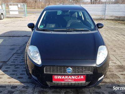 używany Fiat Grande Punto 1,4 turbo Sport gaz LPG Gwarancja 12M