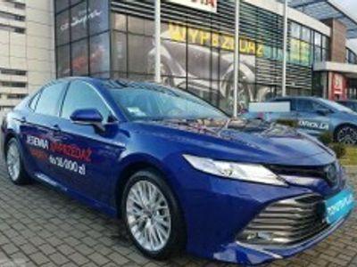 używany Toyota Camry VIII 2.5 Hybrid Executive e-CVT + Navi