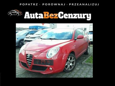 "używany Alfa Romeo MiTo 1.4i 95KM ""Turismo"" KLIMA Xenon - Super Stan Polecam"