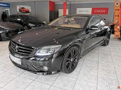 używany Mercedes CL500 Gwarancja Salon Serwis Pakiet AMG Edition