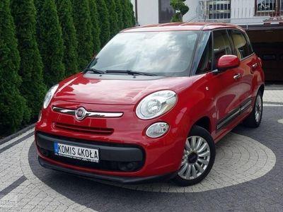 używany Fiat 500L 1.4dm 95KM 2013r. 110 000km
