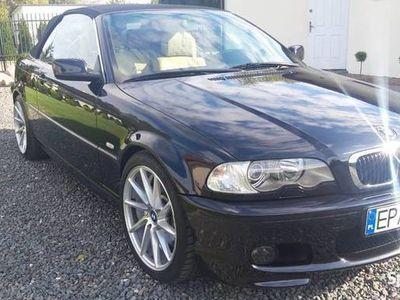 używany BMW 330 Cabriolet