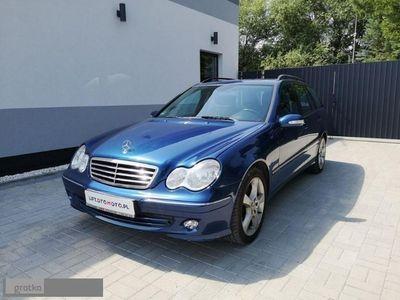 używany Mercedes 320 Klasa C W2033.0 CDI 225KM # Avantgarde # Navi # Tempomat # Manual #, Strzegom
