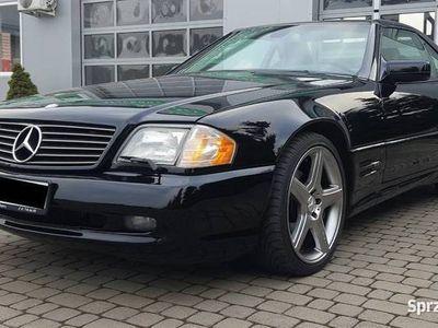używany Mercedes SL500 R129 Pakiet AMG