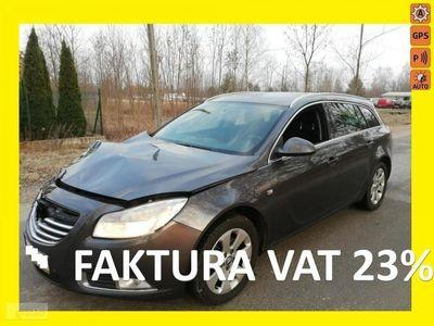 używany Opel Insignia 2.0 d Klima Navi Automat F-ra Vat 1 właściciel