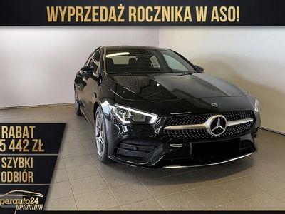 używany Mercedes 200 Klasa CLA AMG 1.3(163KM) | AMG + Premium + asystent martwego pola | Wyprz, Chorzów