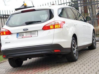 used Ford Focus III 1WŁ ASO Salon PL FV23% 115KM Klimatyzacja dwustref