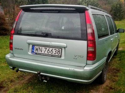 używany Volvo V70 V70 2.5 TDI automat napo 04r